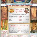 Carry Out Catering Menu